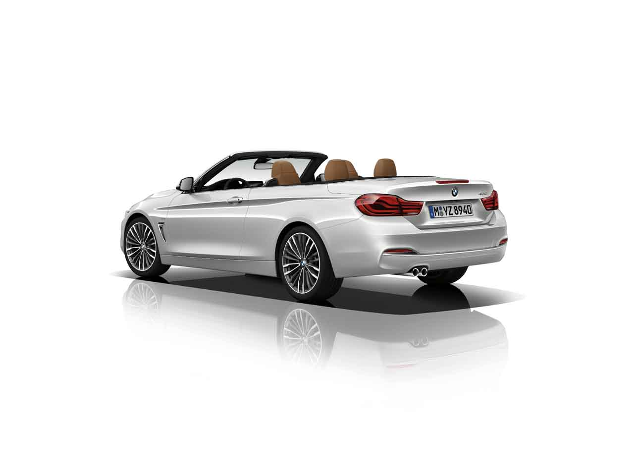 BMW 440iCabrio Luxury Line Head-Up HK HiFi DAB LED