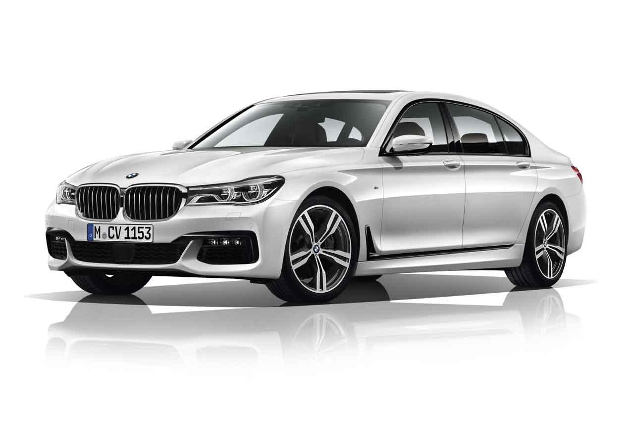 BMW 750i Limousine Sportpaket Gestiksteuerung DAB