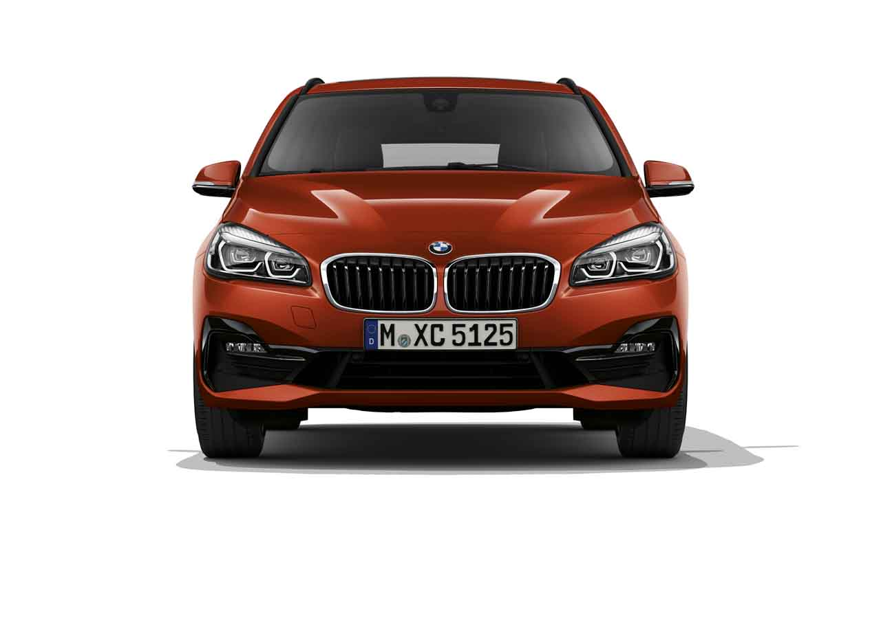 BMW 218d xDrive Active Tourer Advantage Head-Up DAB