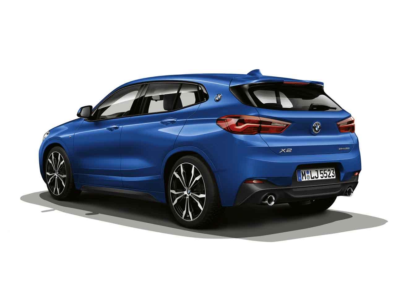 BMW X2 xDrive20d Head-Up HK HiFi DAB LED Navi Plus EUR