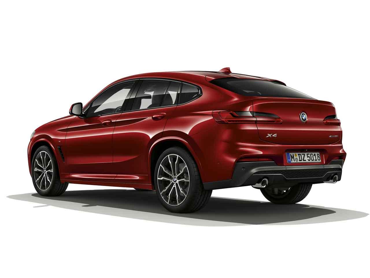 BMW X4 xDrive20d Sportpaket HiFi Xenon RFK RTTI AHK