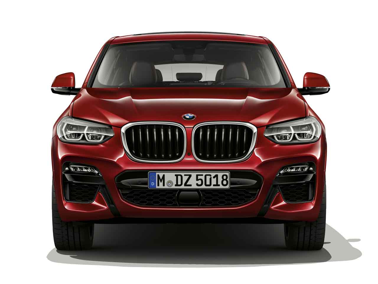 BMW X4 xDrive20d xLine HiFi Xenon RFK Navi Bus. AHK