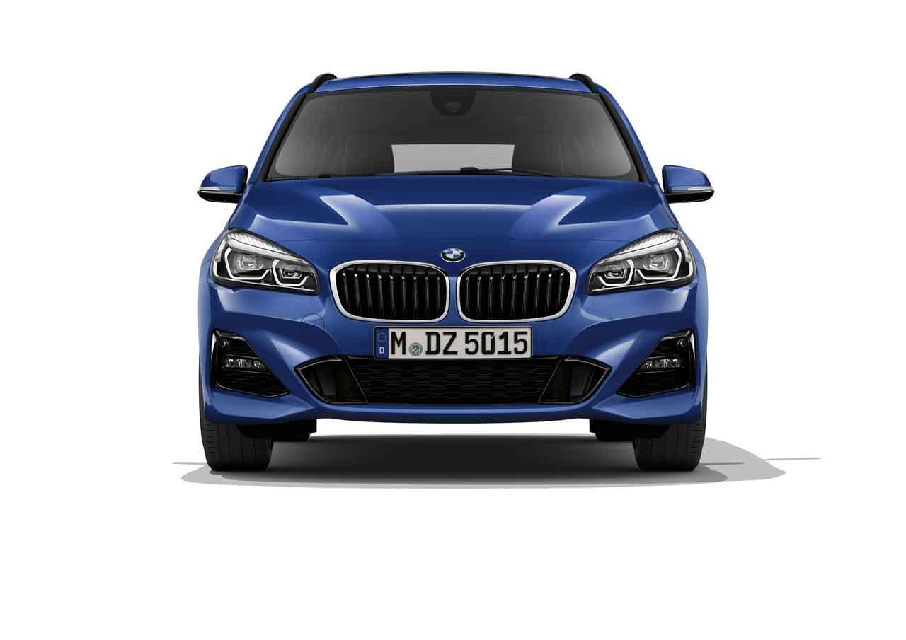 BMW 216dGran Tourer Advantage Head-Up LED RTTI Shz EUR