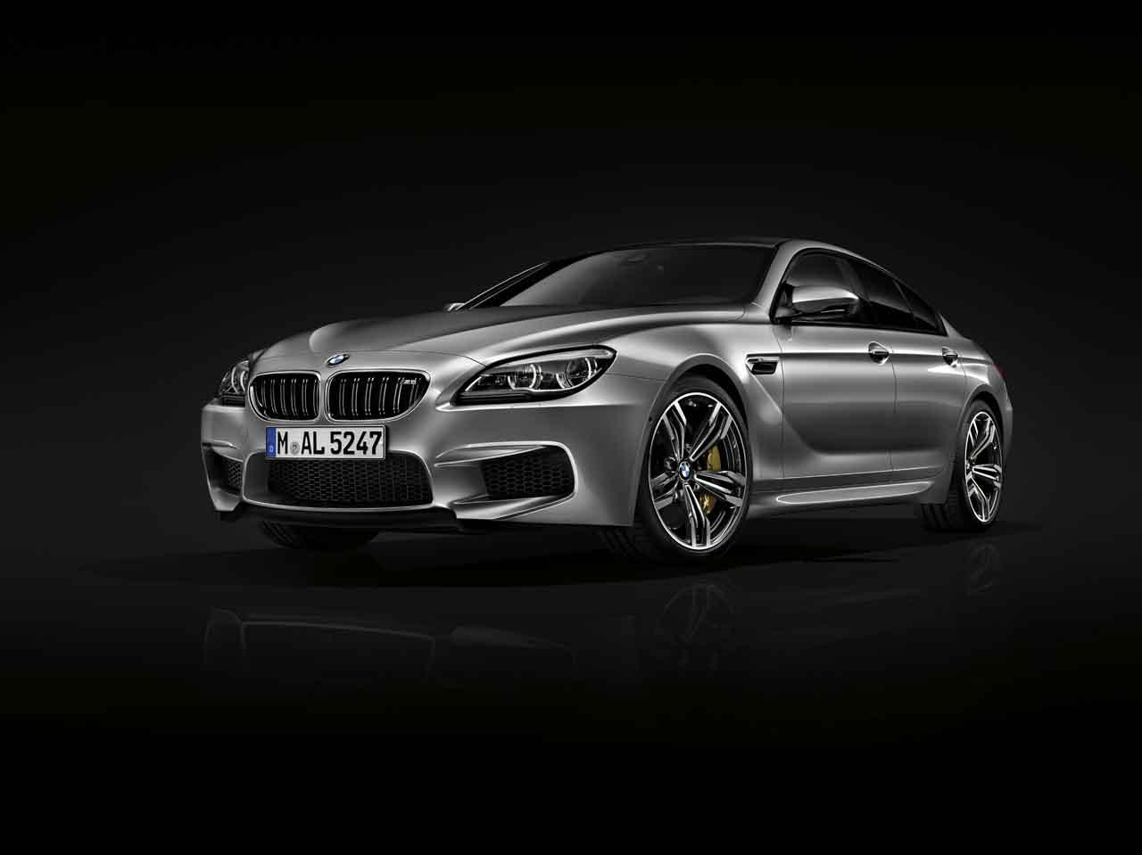 BMW M5 Limousine Gestiksteuerung B&W Surround DAB