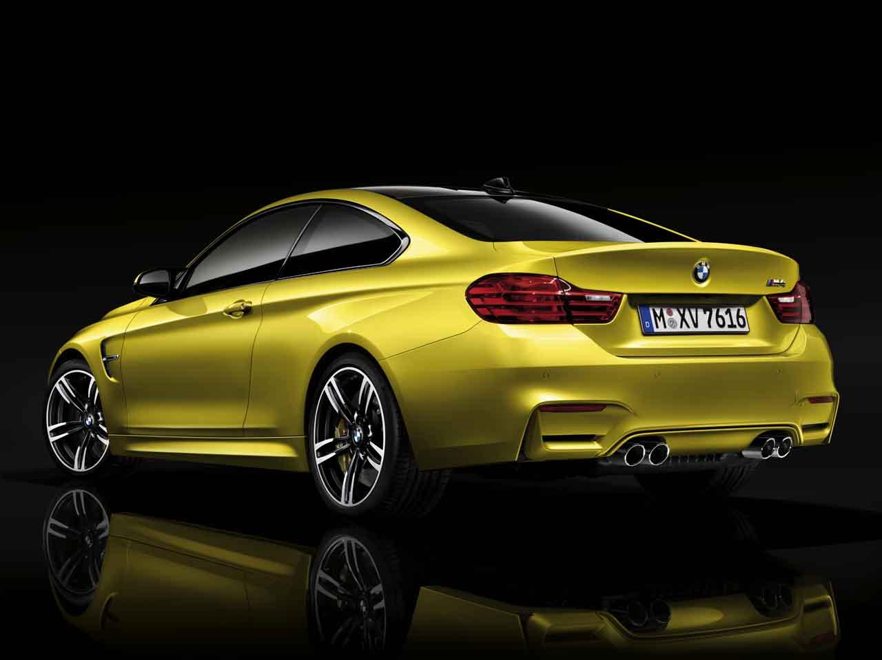 BMW M4 Coupé Competition P. Head-Up HiFi M DKG LED