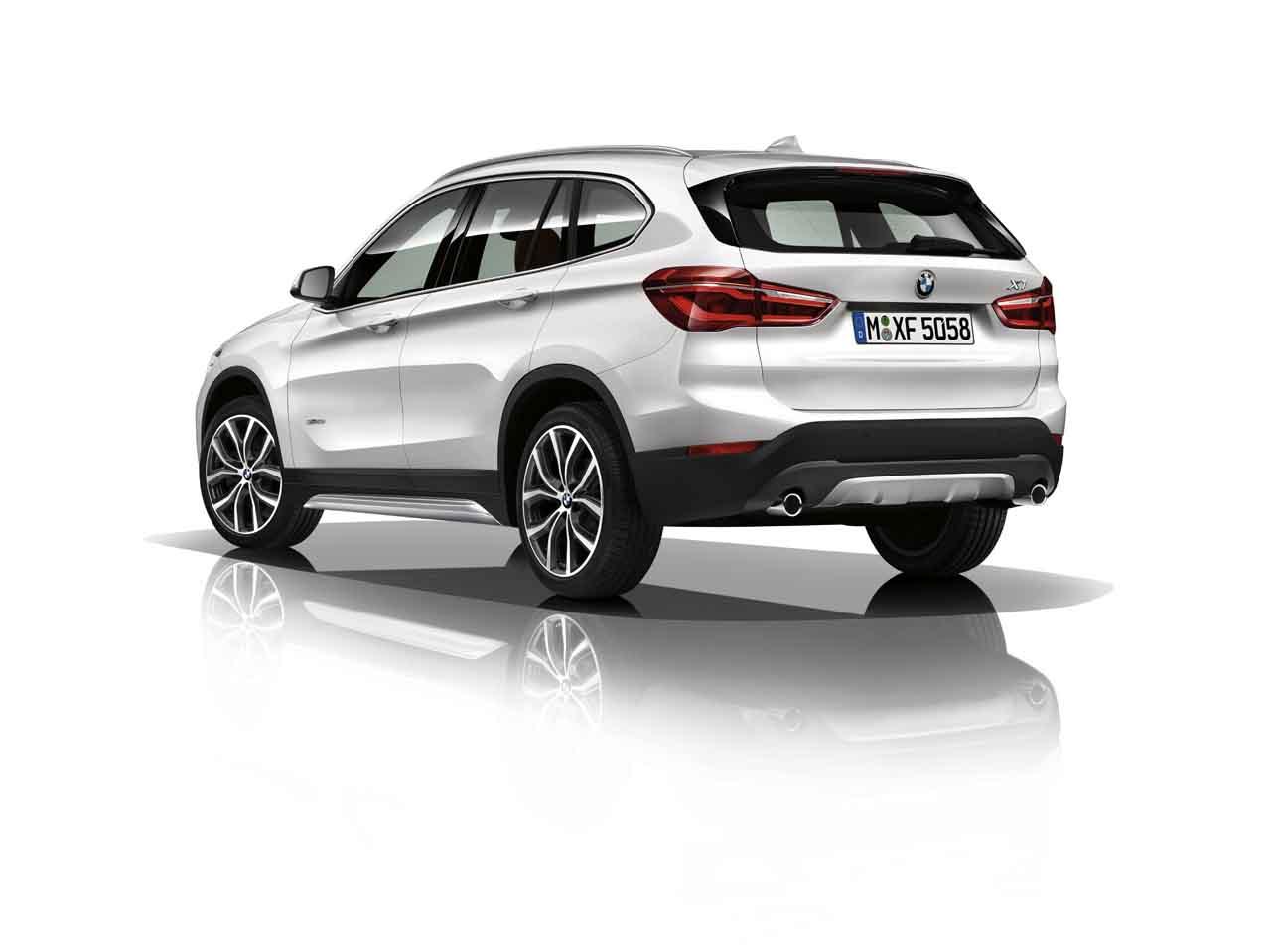 BMW X1 xDrive25d Sport Line HK HiFi DAB LED Navi EUR