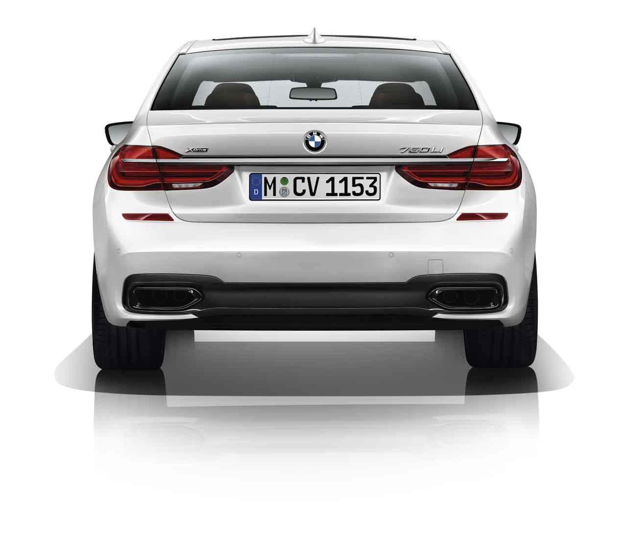 BMW 750i xDrive Limousine Ferngesteuertes Parken TV